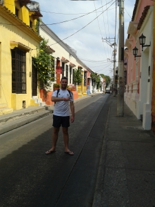 Being cool in Cartagena