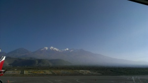 Airport View - Arequipa